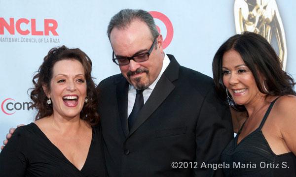 Marlene Forte, David Zayas, Patricia Rae