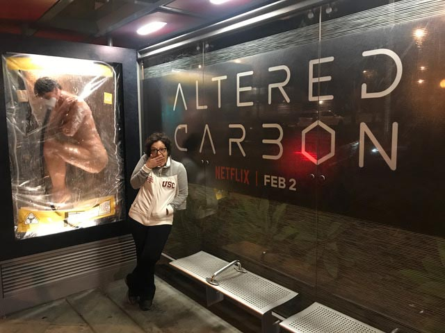 Marlene Forte - Altered Carbon