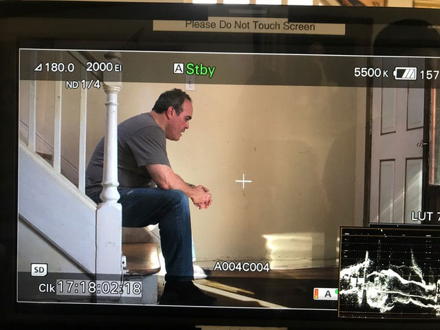 David Zayas BTS 1