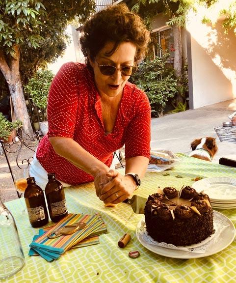Marlene Forte Cake