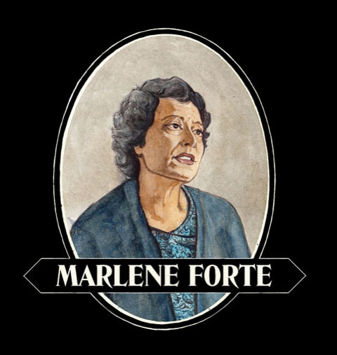 Marlene Forte - Knives Out Credits