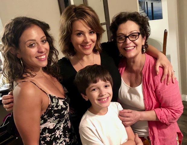 Marlene Forte & Family