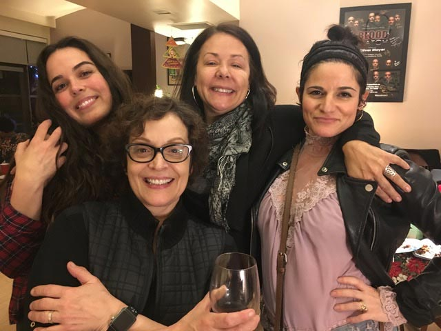 Marlene Forte, Giselle Rodriguez, Patricia Rae, Lynn Adrianna