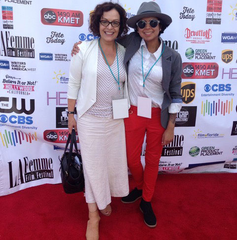 Marlene Forte - Red Carpet 1