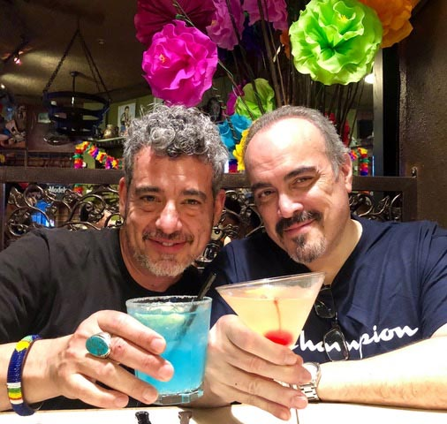 Oliver Mayer & David Zayas